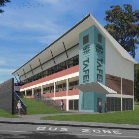 Coffs Harbour Education Campus – HEALTH Hub, Coffs Harbour