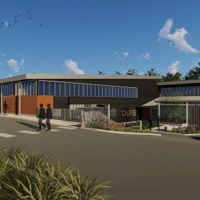 Coffs Harbour Education Campus – TRADES Hub, Coffs Harbour