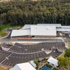 Coffs Harbour Education Campus – TRADES Hub